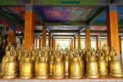 Buda grande na montanha em Udonthani em Tailândia, buddha grande Imagem de Stock Royalty Free