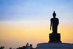 Buda grande por la tarde Fotos de archivo libres de regalías