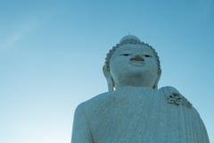 Buda grande y cielo azul Fotografía de archivo libre de regalías