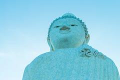 Buda grande y cielo azul Fotos de archivo libres de regalías