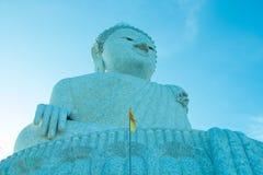 Buda grande y cielo azul Imágenes de archivo libres de regalías