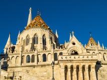 Buda Hill, Budapest, Hongrie Photo stock