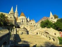 Buda Hill, Budapest, Hungría Foto de archivo libre de regalías