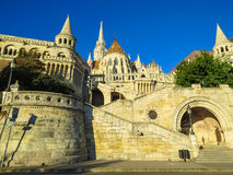 Buda Hill, Budapest, Ungheria Fotografia Stock
