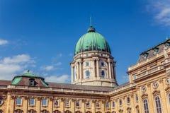 Buda kasztel Budapest, Węgry Obraz Stock