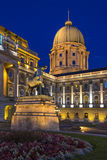 Buda kasztel Budapest, Węgry - Obraz Royalty Free