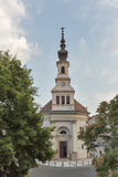 Buda Lutheran Church in Budapest, Hungary. Stock Images