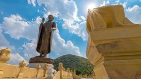 Buda Metta Pracha Thai de Phra ou estátua grande da Buda Foto de Stock