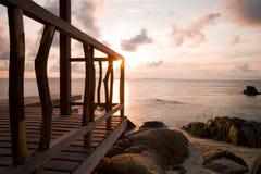 Buda morzem Obrazy Stock