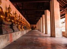 Buda na passagem Foto de Stock Royalty Free