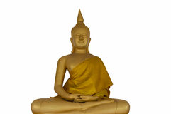 Buda no backgroun Fotografia de Stock