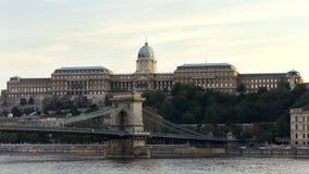 Buda Palace Immagini Stock Libere da Diritti