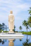 Buda permanente Sri Lanka Fotos de archivo libres de regalías