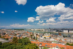 Buda and Pest Royalty Free Stock Photos