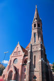 Buda Reformed Church. Budapest, Hungary Royalty Free Stock Photos