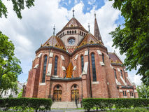 Buda Reformed Church, Budapest Stock Photography