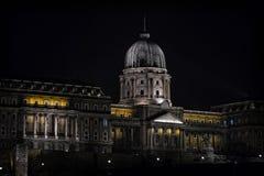 Buda Royal Palace Photographie stock