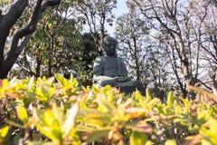 Buda Sculpture em Kyoto Japão imagem de stock royalty free
