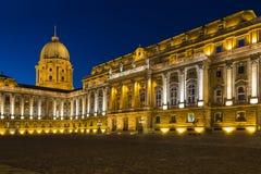 Buda slott - Budapest - Ungern Royaltyfri Bild