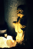 Buda statue Royalty Free Stock Photography