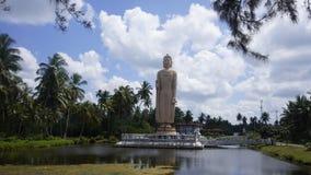 Buda-Statue, Sri Lanka Lizenzfreies Stockbild