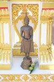 Buda/Tailandia tailandeses de cobre Fotografía de archivo