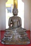 Buda/Tailandia tailandeses de cobre Foto de archivo libre de regalías