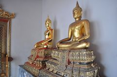 Buda, Thailand, rust stock afbeeldingen