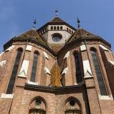 Buda verbesserte Kirche, Budapest lizenzfreies stockfoto