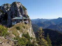 Buda w bavarian alps zdjęcia stock