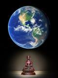 Buda y holism Foto de archivo