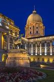 Budakasteel - Boedapest - Hongarije Royalty-vrije Stock Afbeelding