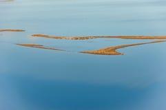 Budaki-Lagune Stockbilder