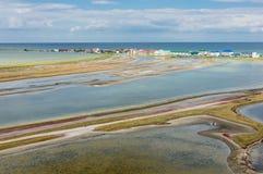 Budaki-Lagune Lizenzfreie Stockfotografie