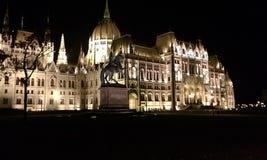 Budapesht parlament royalty free stock images