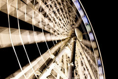 Budapest öga Arkivfoto