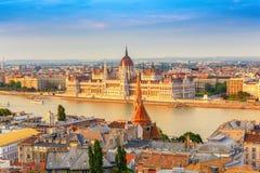 Budapest Imagen de archivo