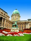 Budapest. A historical building in Budapest Royalty Free Stock Images