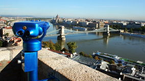 Budapest. Photo about Budapest with the Chain Bridge stock images