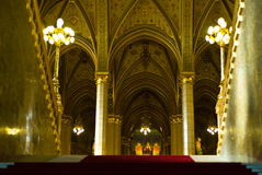 Budapest. House of Parliament, Budapest, Hungary Stock Photo