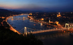 Budapest Fotografie Stock