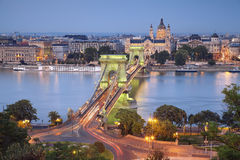 Budapest. Obrazy Royalty Free