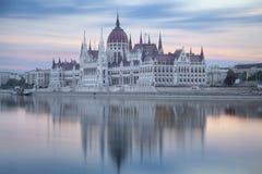 Budapest. Arkivbild