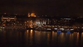 Budapest stock video