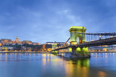 Budapest. Photographie stock libre de droits