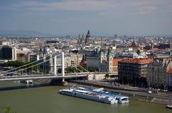 budapest Arkivbild