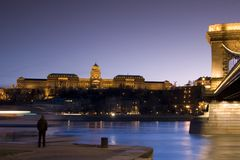 budapest Στοκ φωτογραφίες με δικαίωμα ελεύθερης χρήσης