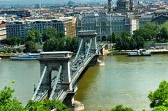Budapest stockfoto