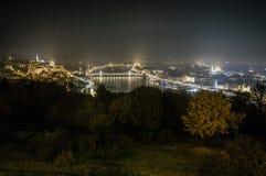 Budapest Images libres de droits