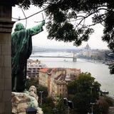 Budapest fotografia stock libera da diritti